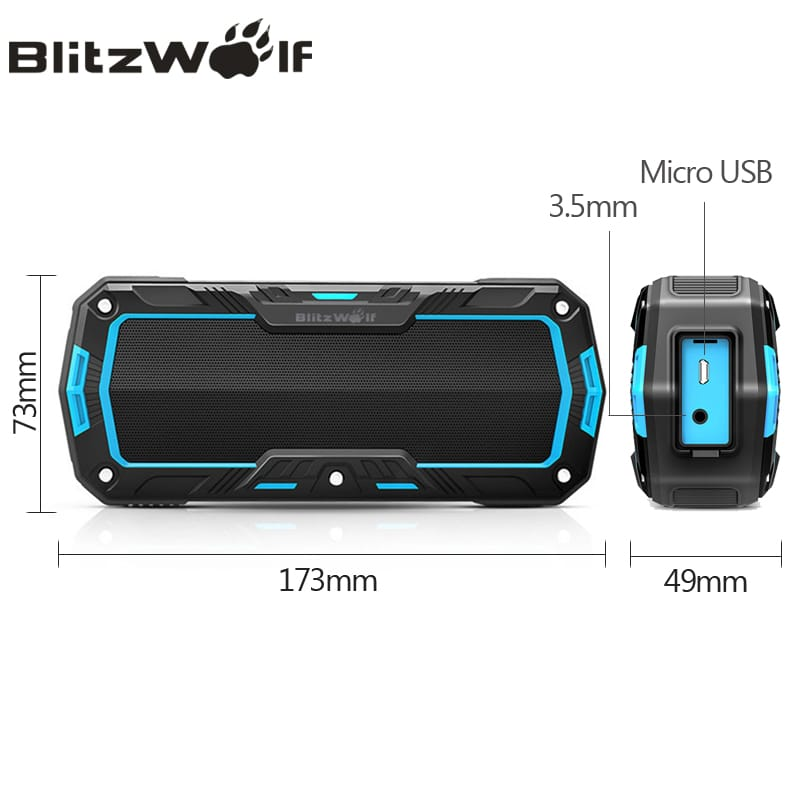 Blitzwolf Bluetooth Lautsprecher