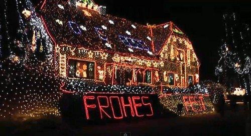Programmbeispiel – Weihnachtsbeleuchtung