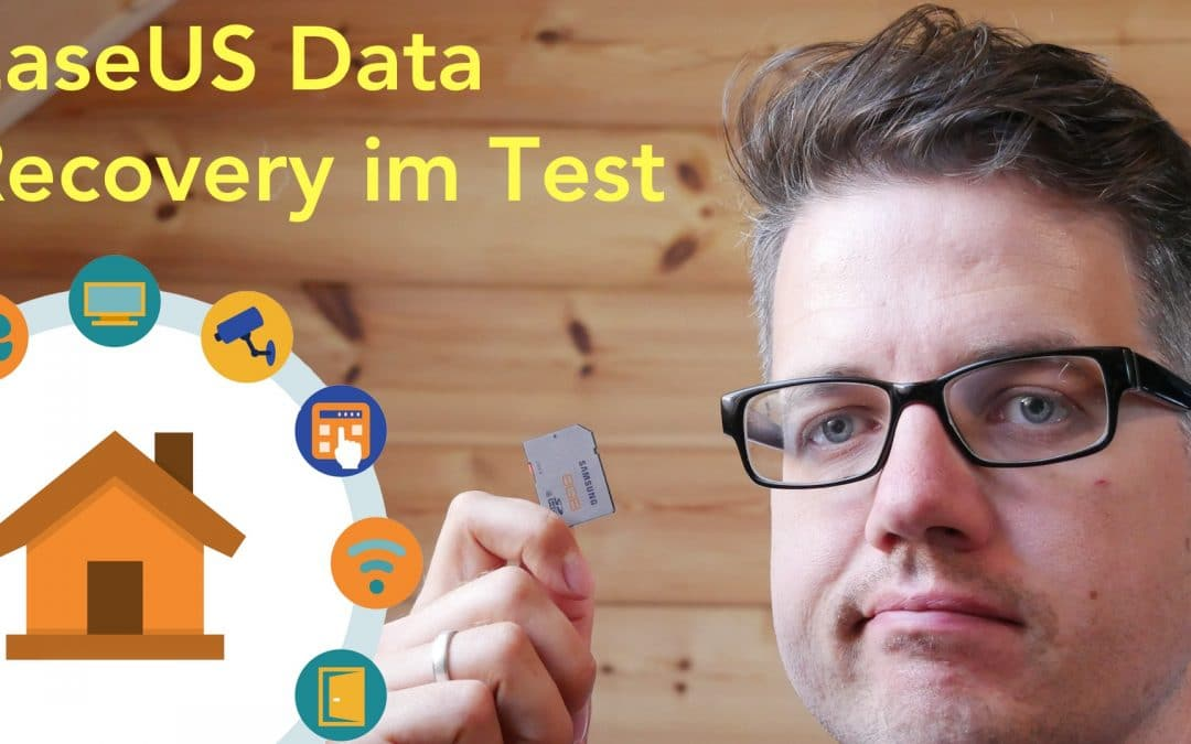 EaseUS Data Recovery im Test